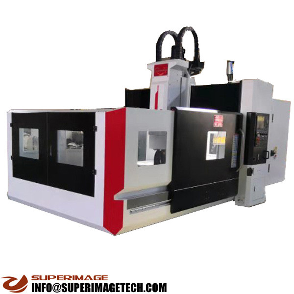 3-axis/4-axis/5-axis 2000*900mm vertical gantry cnc milling machining center