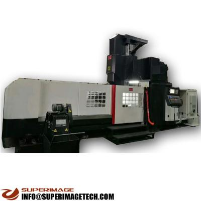 3-axis/4-axis/5-axis 2000*1000mm vertical gantry cnc milling machining center