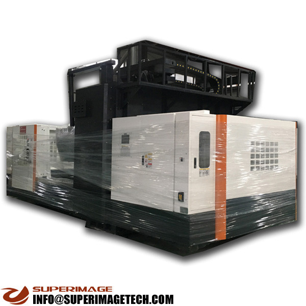 3-axis/4-axis/5-axis 2500*1600mm vertical gantry cnc milling machining center