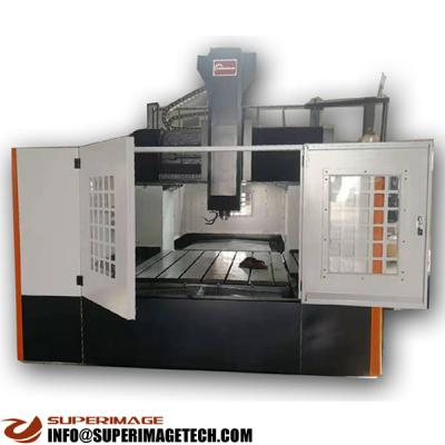 3-axis/4-axis/5-axis 3000*1600mm vertical gantry cnc milling machining center