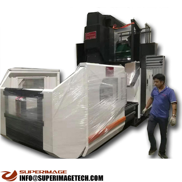 3-axis/4-axis/5-axis 3000*2000mm vertical gantry cnc milling machining center