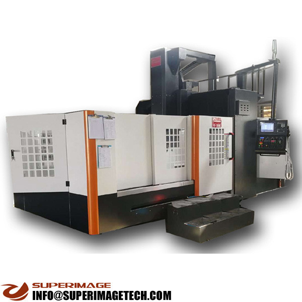 3-axis/4-axis/5-axis 4000*2000mm vertical gantry cnc milling machining center