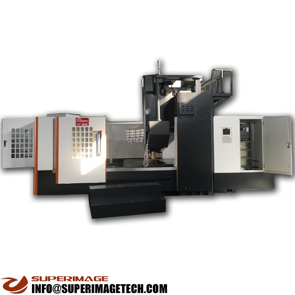 3-axis/4-axis/5-axis 4000*2300mm vertical gantry cnc milling machining center