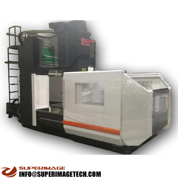 3-axis/4-axis/5-axis 5000*2000mm vertical gantry cnc milling machining center