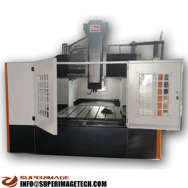 3-axis/4-axis/5-axis 5000*2300mm vertical gantry cnc milling machining center