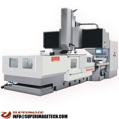 3-axis/4-axis/5-axis 6400*2500mm vertical gantry cnc milling machining center