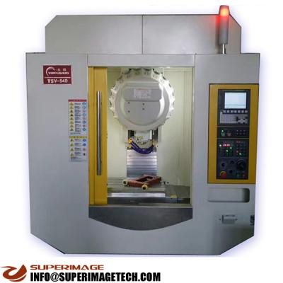 3-axis/4-axis/5-axis 700*400mm cnc drilling & milling machine