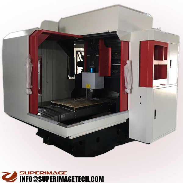 3-axis/4-axis/5-axis 1200*800mm cnc milling & engraving machine