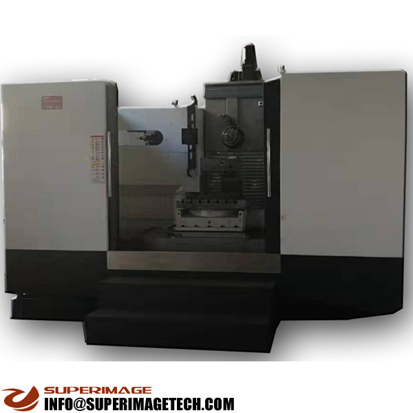450*450mm double rotary table horizontal cnc boring & milling machine