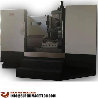 500*500mm horizontal cnc boring & milling machine