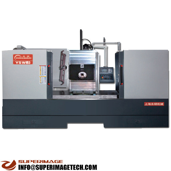 630*630mm double rotary table horizontal cnc boring & milling machine