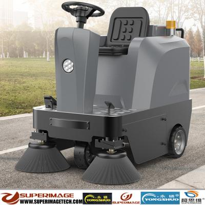 1250mm Electric Driving Cleaning Car/Driving Cleaning Machcine