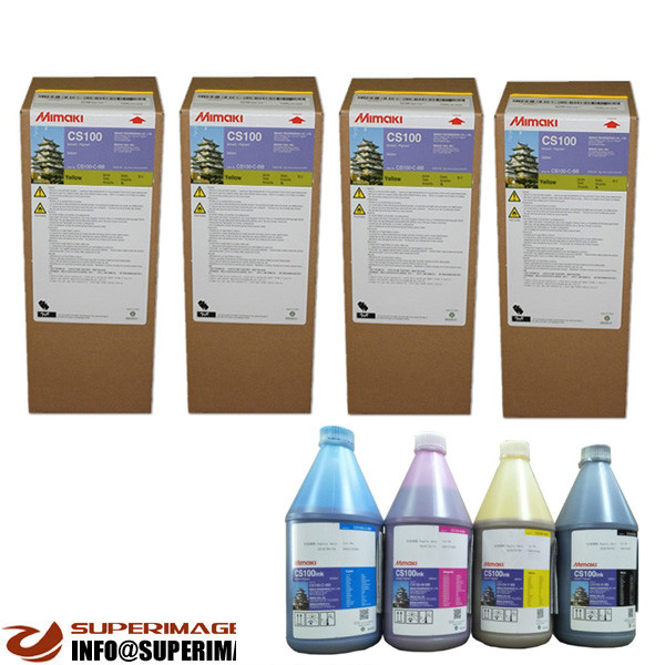 Genuine Original Mimaki CS100 Solvent Ink