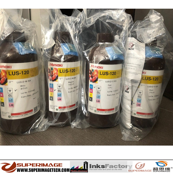 Genuine Original Mimaki LUS-150 UV-LED Ink Lus-150 UV Curable Ink