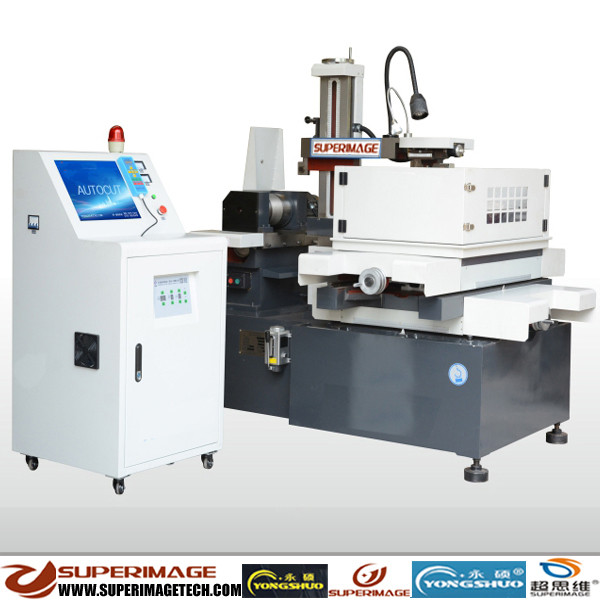 320mm*400mm CNC Wire Electrical Discharge Machine Wire-Cut Machine Wedm