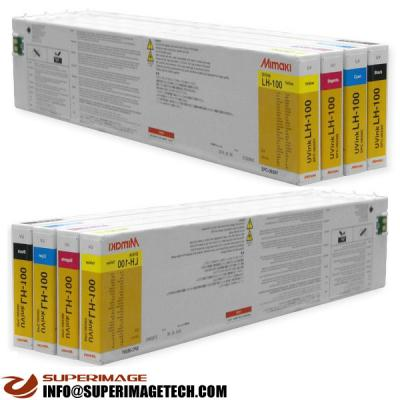Genuine Original Mimaki LH-100 UV-LED Ink Cartridges