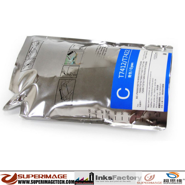 Epson F6080/F6280/F7080/F7180/F7280/F9280 Sublimation Ink Bags