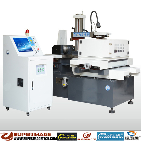 630mm*800mm High-speed 4-axis CNC Wire Cut EDM-WEDM