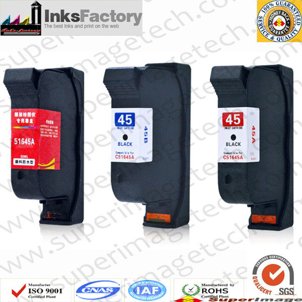 HP 45 Ink Cartridges HP 51645A Ink Cartridges