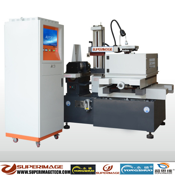 400mm*500mm CNC Wire Electrical Discharge Machine Wire-Cut Machine Wedm