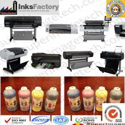 HP Z5100/Z5200/Z6100/Z6200 WATER BASED PIGMENT INK