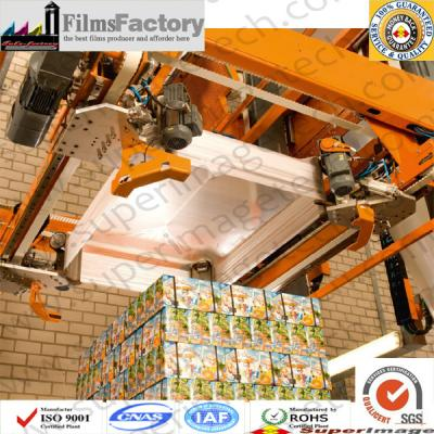 Shrink Hood Stretch Films/Pallets Stretch Wrapping Films