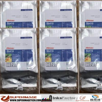 Genuine Original Mimaki SB610 Sublimation Ink 2Liter Bags