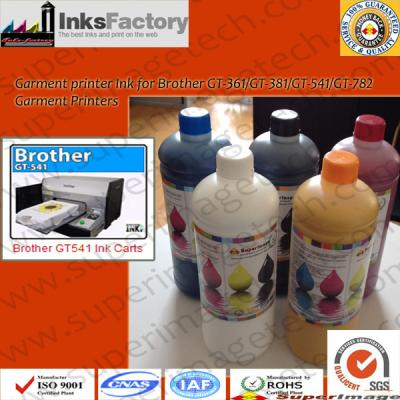 BROTHER GT-361/GT-381/GT-781/GTX GARMENT INK