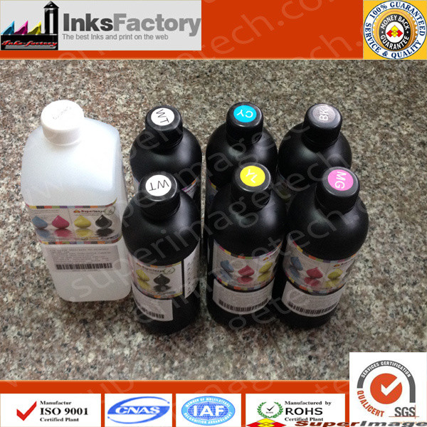 Zund UV Jet 215/Uvjet 250 UV Curable Inks