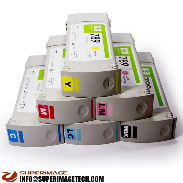HP L250/L25500 LATEX INK CARTRIDGES HP 789 INK CARTRIDGE