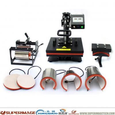 8-IN-1 HEAT PRESS/MULTI-FUNCTION HEAT PRESS - 副本