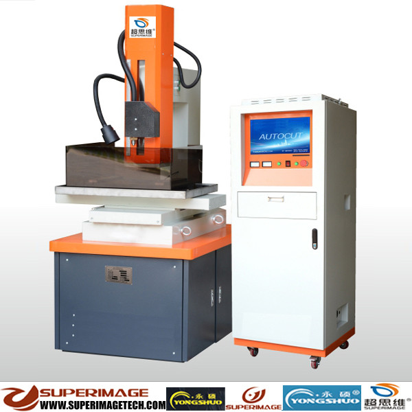 300mm*400mm 3-axis/4-axis/5-axis CNC EDM Drilling Machine Fine-hole EDM