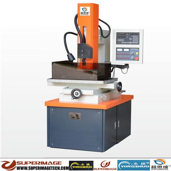 300mm*400mm 3-axis/4-axis/5-axis CNC Fine-hole EDM Drill Sinking EDM