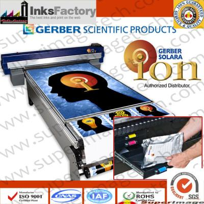 Gerber Solara UV2/Solara Ion/Gerber CAT UV Curable Inks