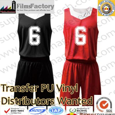 Sublimation Vinyl Heat Transfer PU Vinyl