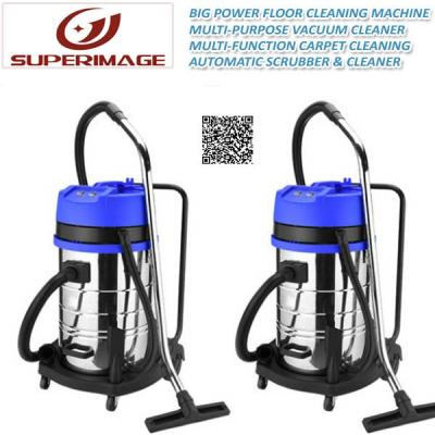 80liter Vacuum Cleaner/80L Floor Vacuum Cleaner/3-Motor Vacuum Cleaner