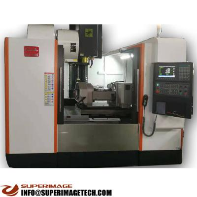 3-axis/4-axis/5-axis 1000*600*600 cnc milling tool(heavry+line rails) - 副本