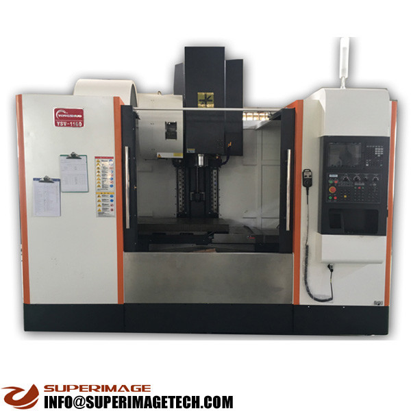 3-axis/4-axis/5-axis 1200*700*600 cnc milling machine(heavry+line rails)