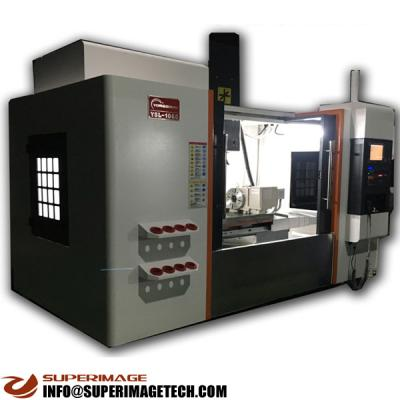 3-axis/4-axis/5-axis 800*500*500 cnc milling(heavry+line rails)