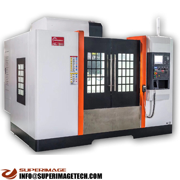 3-axis/4-axis/5-axis 900*600*700 cnc milling(heavry+line rails)